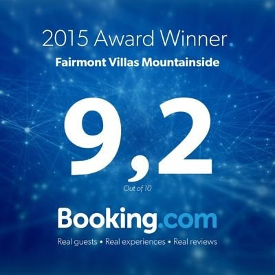 Welcome to Fairmont Mountainside Vacation Villas